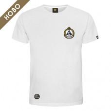 Мъжка бяла тениска 2017г Славия