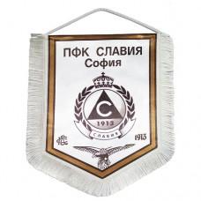Флаг на Славия  - голям - черен