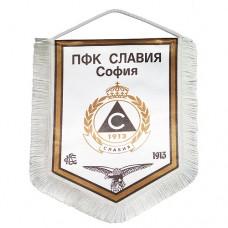 Флаг на Славия - голям - златен