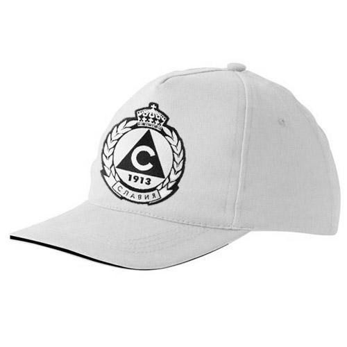 4bdf775e728 Мъжка шапка Славия София - с козирка
