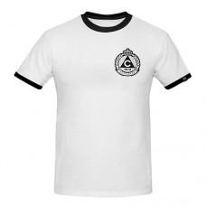 Mъжка тениска Славия бяла